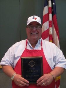 C.J. Romero - Bob Boler Award 2010