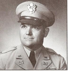 Col. Walter Parson, Jr.